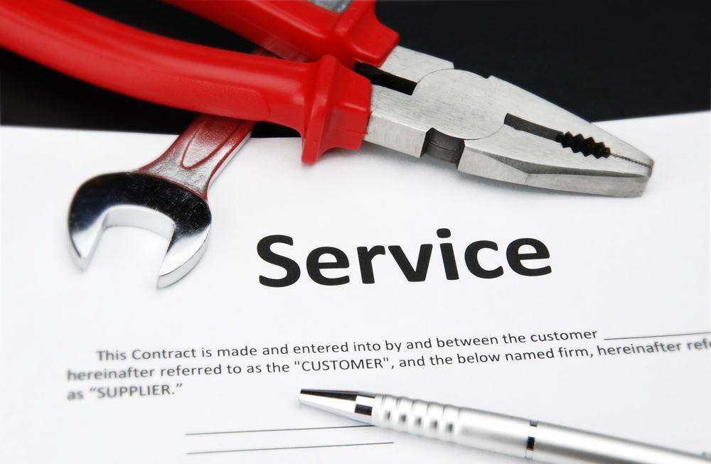 Ryan Anthony's Service Contracts